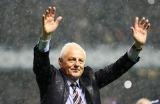 Rangers legend Walter Smith has a pop at Celtic after nine-in-a-row feat