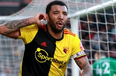 'I hope your son gets corona' - Troy Deeney receives abuse over football restart concerns