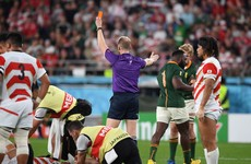 'I think as a coach, you'd prefer this way' - Would you be in favour of an orange-card rule in rugby?