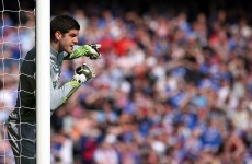 Net gain: Forster pens Celtic deal