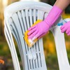 Dusty, rusty or cracked? How to give your garden furniture the ultimate deep clean