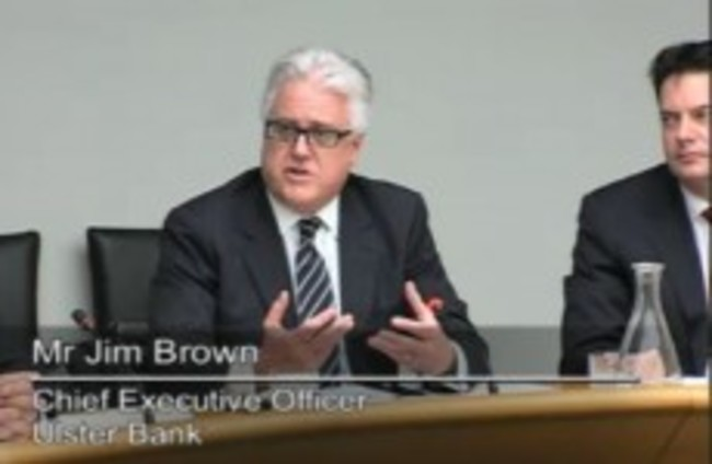 LIVEBLOG: Ulster Bank CEO refuses to give up his bonus