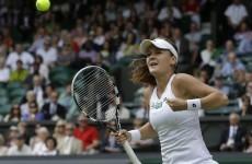 Radwanska reaches first Wimbledon final