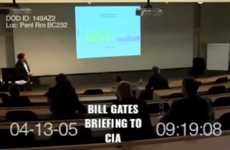 Debunked: No, Bill Gates didn't brief the CIA in 2005 about a vaccine to immunise religious fanatics
