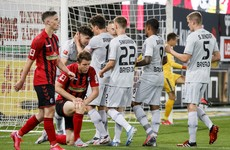 Havertz scores before making way with injury as Bayer Leverkusen move up to third on Bundesliga