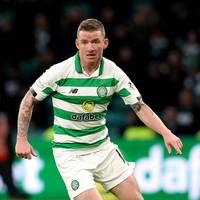 Irish midfielder signals Celtic exit as team-mates pay tribute after heartfelt message