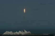 Lift off! Historic first as SpaceX rocket carries Nasa astronauts into orbit