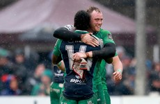 Another few links to 2016 glory slip away from Connacht