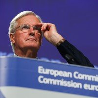 No Brexit trade deal if Boris Johnson doesn't stick to promises, Michel Barnier warns