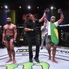 UFC returns to Las Vegas as Burns dominates former welterweight champion Woodley