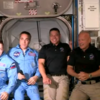 'Please come aboard': SpaceX crew enter International Space Station after historic journey