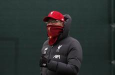 Liverpool's training return a 'massive lift' for Klopp