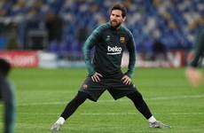 La Liga clubs to resume full training next week