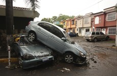 Tropical Storm Amanda kills 17 in El Salvador and Guatemala