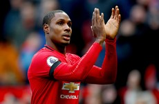 Ighalo secures extension to dream Man United stay