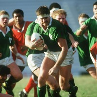 Ex-Ireland captain Anderson retiring from role with Ulster academy