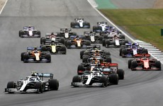 Formula One unveils 8-race schedule in Europe from 5 July
