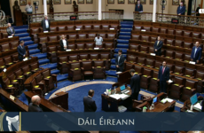 Dáil holds minute's silence for those impacted by racism