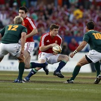 'That collision between Danie Roussouw and BOD is something that's vivid'