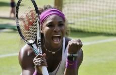 Aces high as Serena reaches seventh Wimbledon final