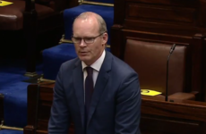 Simon Coveney hasn't spoken to US ambassador yet, but says 'it's clear where Irish people stand'