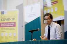 Simon Harris back at work after Covid-19 test comes back negative