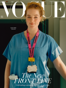 Tyrone midwife on cover of British Vogue: 'I imagine my mum will be in Tesco buying all the copies she can'