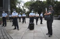 New Hong Kong law bans insults to China's national anthem