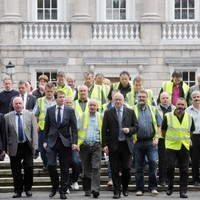 Lagan Brick workers seek support from Dáil over redundancy pay dispute