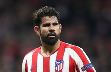 Atletico Madrid striker Diego Costa lands €543,000 fine after admitting tax fraud