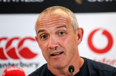 O'Shea: Covid break an 'unbelievable opportunity' to sort rugby calendar once and for all