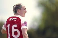 Ireland international Louise Quinn set to leave Arsenal