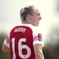 Ireland international Louise Quinn set to leave Arsenal