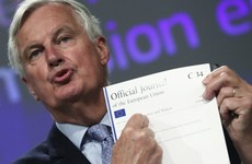 UK backtracking on key Brexit commitments, says Michel Barnier