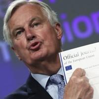 UK backtracking on key Brexit commitments, says Michel Barnier