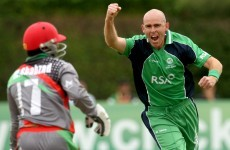 Ireland secure victory over Afghanistan following nervy start