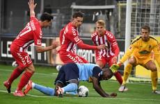 Freiburg hand Gladbach Champions League setback