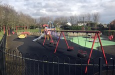 Dublin City Council says it can't re-open playgrounds as they're not supervised