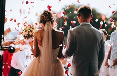 'Highly unlikely' weddings with over 100 people will take place 'over the next few months', says Harris