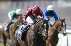 Kameko wins 2000 Guineas as favourite Pinatubo disappoints
