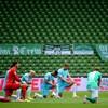 Relegation looms large for Werder as teams take knee for Floyd protests