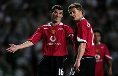 'If I could choose one player from 1999, it would be Roy Keane'
