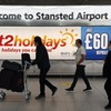 Two-week quarantine rules for UK arrivals come into force