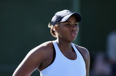 Taylor Townsend says fans confuse her with other black tennis players