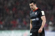 England centre Lozowski the latest to depart Saracens on loan deal