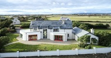 Spectacular sea views at this luxury hideout - just steps from the ocean in Wexford