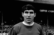 Former Republic of Ireland and Man United defender Tony Dunne dies aged 78