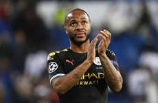 Sterling calls for black managers to be given 'right opportunities' in football