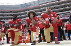 'Corporations now want to be on the right side of history. The NFL should not be allowed to participate in that'