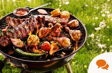 Some barbecue recipes from Ballymaloe for summer reunions